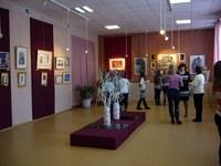 Персональная выставка Н.Козловой «Точка отсчета»