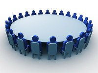 cовещание круглый стол