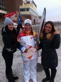 6Олимпийский огонь