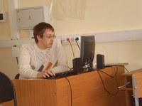 Трофимов А. обучение ответственных за размещение информации на сайте КГПУ им В.П. Астафьева