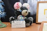 выставка творческих работ студентов факультета БГХ КГПУ им. В.П. Астафьева