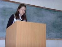 Конференция студентов КГПУ им. В.П. Астафьева «Молодежь и наука XXI века»