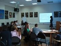 Конференция студентов по методике физики в КГПУ им. В.П. Астафьева