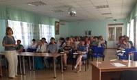 семинар для специалистов социально-реабилитационных центров, проведенный работниками КГПУ им. В.П. Астафьева