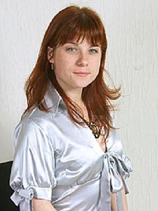 Егорова Марина Викторовна выпускница КГПУ им. В.П. Астафьева