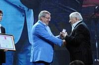 профессор КГПУ им. В.П. Астафьева Д. Миндиашвили награжден грамотой Президента РФ