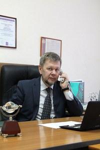 Ковалевский В.А. и.о. ректора КГПУ им. В.П. Астафьева