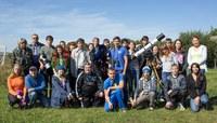 Участники V Красноярской астрономической школы