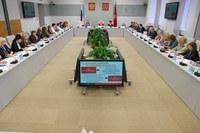 Круглый стол в Законодательном Собрании края