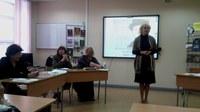 Участники научно-практического семинара в КГПУ им. В,П. Астафьева