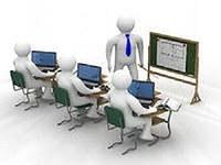 обучение в компьютерном классе
