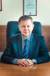 Поздравление с Новым годом и.о. ректора КГПУ им. В.П. Астафьева Валерия Анатольевича Ковалевского!