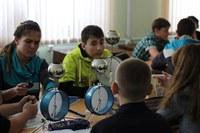 Результаты XV ежегодного турнира юных физиков в КГПУ им. В.П. Астафьева
