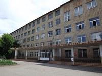 Главный корпус КГПУ им. В.П. Астафьева