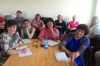 В ИДОиПК КГПУ им. В.П. Астафьева завершилась аудиторная работа с учителями Минусинского района