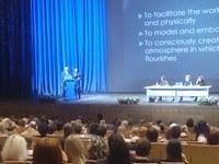 """В КГПУ им. В.П. Астафьева состоялась VIII международная конференция """"Комплексное сопровождение лиц с расстройствами аутистического спектра"""""""