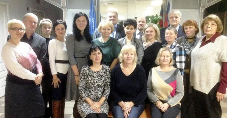 Кафедра социальной педагогики и социальной работы КГПУ им. В.П. Астафьева