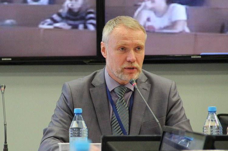 вебинар А.М. Царева в КГПУ им. В.П. Астафьева
