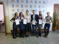 В КГПУ им. В.П. Астафьева прошел региональный этап Всероссийской олимпиады школьников по немецкому языку