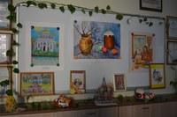 В КГПУ им. В.П. Астафьева открылась Пасхальная выставка творческих работ детей города Красноярска