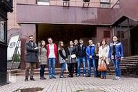 Студенты КГПУ им. В.П. Астафьева провели учебную экскурсию на английском языке
