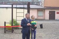 В КГПУ им. В.П. Астафьева открыта новая спортивная площадка