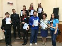 В КГПУ им. В.П. Астафьева подведены итоги конкурса «Лучшая вожатская команда»
