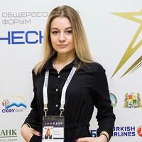 Студентка КГПУ им. В. П. Астафьева финалист Всероссийской национальной премии «Студент Года - 2016»