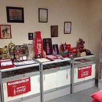Cтуденты КГПУ им. В.П. Астафьева посетили увлекательную экскурсию по Красноярской фабрике Coca-Cola