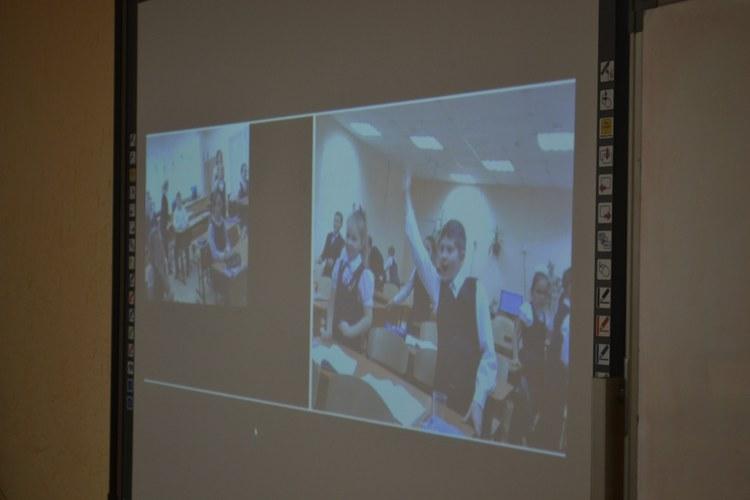 КГПУ им. В.П. Астафьева – организатор пилотного урока информатики в рамках проекта «Мегакласс – кластер начальной школы»