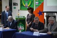 В КГПУ им. В.П. Астафьева подписан договор о создании научно-внедренческой площадки