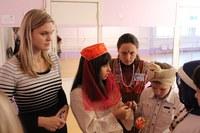 Студенты КГПУ им. В.П. Астафьева в рамках педагогической практики провели исторический квест в школе №143 г. Красноярска