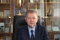 Ректор КГПУ им. В.П. Астафьева В.А. Ковалевский