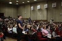 KSPU TODAY(СМИ КГПУ им. В. П. Астафьева) приняли участие во II Всероссийском форуме средств массовой информации