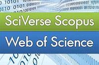 Показатели КГПУ им. В. П. Астафьева в базах данных Web of Science и Scopus за 2012–2016 гг.