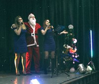 На историческом факультете КГПУ им. В.П. Астафьева прошел концерт «Английское Рождество на Историческом».
