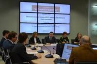 Преподаватель КГПУ им. В.П. Астафьева принял участие в заседании экспертного клуба «Комитет развития»
