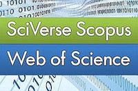Показатели КГПУ им. В.П. Астафьева в базах данных Web of Science и Scopus за 2012–2016 гг