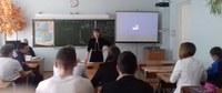 Кафедра менеджмента организации КГПУ им. В.П. Астафьева продолжает профориентационную работу