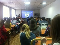 День открытых дверей на факультете иностранных языков