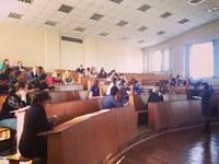 На факультете биологии, географии и химии КГПУ им. В.П. Астафьева состоялась встреча выпускников с работодателями