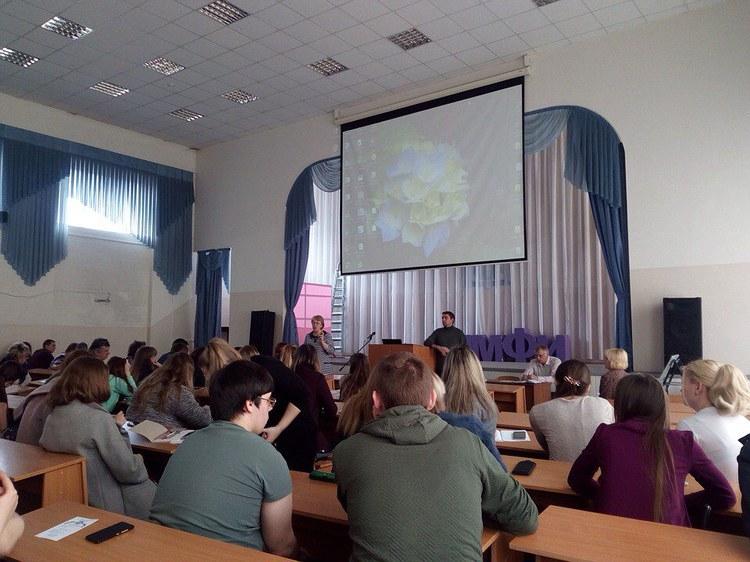 В институте математики, физики и информатики КГПУ им. В.П. Астафьева состоялась встреча выпускников с работодателями