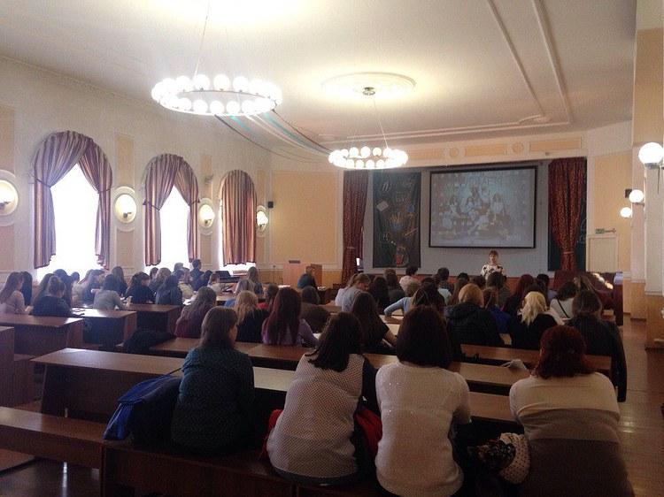 На факультете начальных классов КГПУ им. В.П. Астафьева состоялась встреча выпускников с работодателями