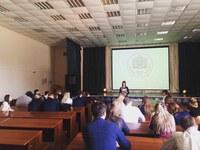 На историческом факультете КГПУ им. В.П. Астафьева состоялась встреча выпускников с работодателями