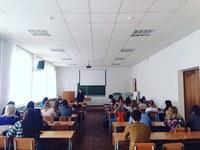 В институте психолого-педагогического образования КГПУ им. В.П. Астафьева прошли Дни карьеры