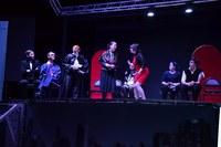 Студенты КГПУ на сцене