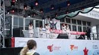 Городской патриотический фестиваль Голос Победы
