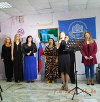 Студенты КГПУ - участники благотворительного концерта