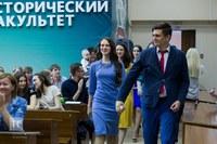 Выпускники исторического факультета КГПУ