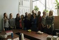 В библиотеке КГПУ им. В.П. Астафьева завершение второго творческого сезона книжного клуба «Ловец слов»